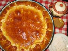 Onion Pie with Homemade Phyllo Pastry