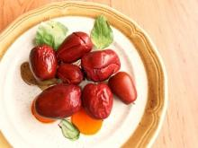 Healing properties of jujube