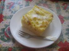 Macaroni with Eggs and Feta in the Oven