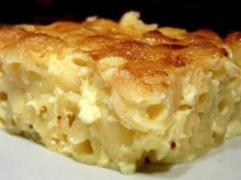 Quick Oven-Baked Macaroni