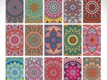 Choose a Mandala and Discover the Strong Side of your Character!