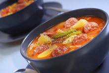 Stew with Meatballs