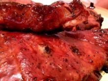 Extravagant Marinated Pork Ribs