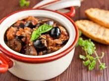Stew with Olives