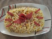 Mayonnaise Salad with Macaroni