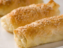 Quick Homemade Phyllo Pastries