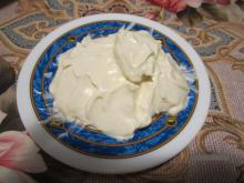 Quick Homemade Dairy Mayonnaise