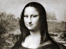 There's a Hidden Portrait Underneath the Mona Lisa!