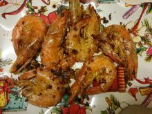 Shrimp with Garlic and Butter