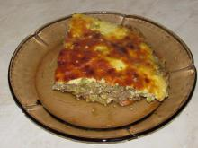 Zucchini Moussaka with Mince