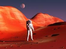 NASA Debates Where the First Person on Mars will Set Foot