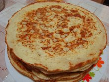 The Easiest Pancakes