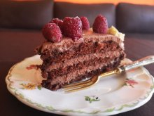 The Tastiest Chocolate Cake