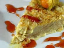 Napoleon Cake with Ready-Made Phyllo Pastry