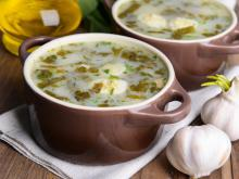 Green Soups with Saltbush
