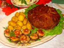 New Year`s Meatball Specialty