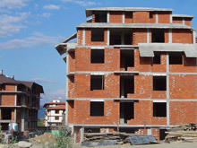 Construction in Bansko banned