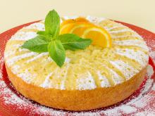 Californian Orange Cake
