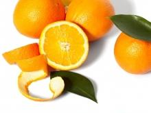 Melt Away Fat with Orange Rind