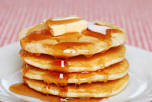 Fluffy Pancakes with Rusks