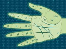 Palmistry - Meaning of the Line of Fate