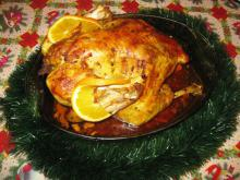 Stuffed Turkey with Rich Filling