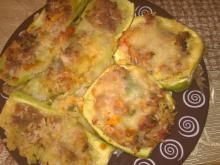 Tasty Stuffed Zucchini with Mince and Rice