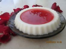 Panna Cotta with Milk and Yoghurt