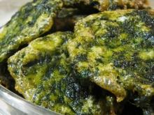 Crumbed Nettle Tops