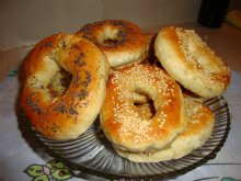 Briefly Boiled Bagels