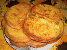 Grandma`s Fried Toast