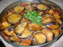 Tasty Eggplants in the Oven