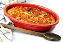 Oven Baked Lamb with Yoghurt