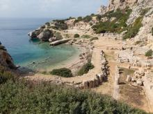 Vanished Ancient Greek Island Rediscovered in the Aegean Sea