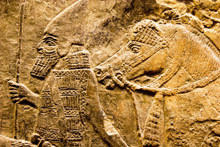 The ancient Persians used chemical weapons