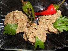 Spicy Appetizer with Eggplant