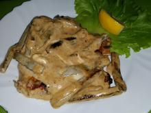 Homemade Chicken Julienne Recipe