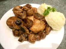 Chicken Marsala (Original Recipe from Marsala)
