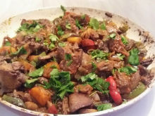 Monastery-Style Chicken Livers