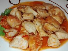 Chicken Bites in Sweet-and-Sour Sauce