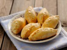 Russian Pierogi with Various Fillings