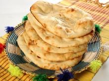 Pitas with Feta Cheese