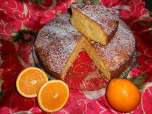 Superb Orange Cake