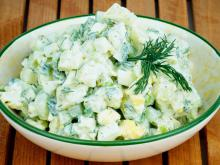 The Perfect Summer Potato Salad in 10 Steps