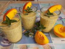 Apricot Cream with Chia