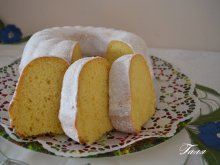 Fluffy Lemon Cake
