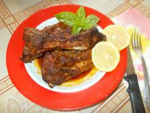 Spicy Ribs with Cabbage Juice