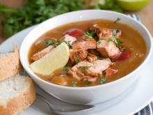 Dietetic Fish Soup