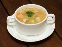 Fish Soup with White Fish