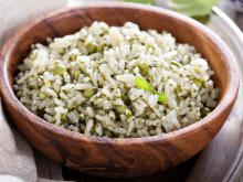 Rice with Fresh Spices
